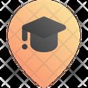 School Location Icon