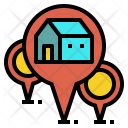 School Location Icon