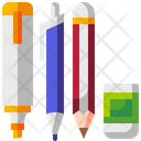 Eraser Highlight Pen Icon