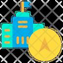School Navigation Icon