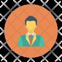 School Student Schoolboy Icon