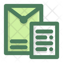 School Report Icon