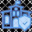 School Shield Icon