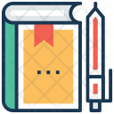 Book Notebook Notes Icon