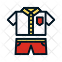 School uniform Icon
