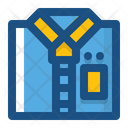 School Uniform Shirt Tie Icon