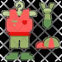 School Uniform Uniform School Icon