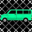 Automobile Jeep Luxury Icon