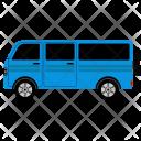 Auto Van Camper Icon