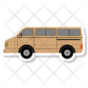 Van Camper Mini Icon