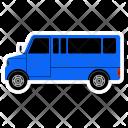 Schoolbus Bus Vehicle Icon