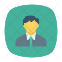 Schoolboy Student Learner Icon