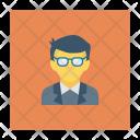 Schoolboy Avatar Education Icon