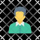 Schoolboy Avatar Office Icon