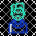 Schoolboy Icon