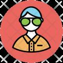 Schoolboy Boy Kid Icon