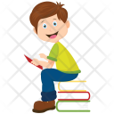 Student School Boy Icon