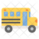 Bus College Bus Travel Icon