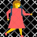 Schoolgirl Icon