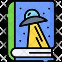 Sci Fi Book Icon