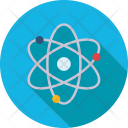 Science Education Nuclear Icon