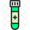 Science Blood Test Icon