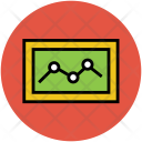 Science Chart Bullets Icon