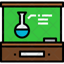 Science Education Study Icon