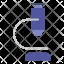 Science Microscope Laboratory Icon
