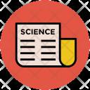 Science Magazine News Icon