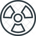 Science Nuclear Symbol Icon