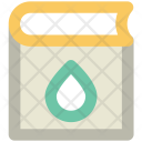 Science Book Research Icon