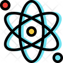 Science Atom Science Class Icon