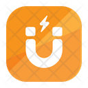 Science Magnet Chemistry Icon