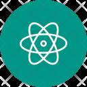 Science Atom Mole Icon