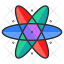 Science Atom Biology Icon