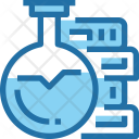 Science Lab Experiment Icon