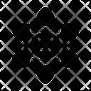 Electron Miscellaneous Atomic Icon
