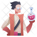 Character Rpg Alchemist Icon