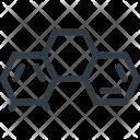 Science Molecule Structure Icon