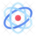 Science Atom Physics Icon