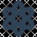 Science Energy Atom Icon