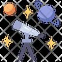 Science Astronomy Universe Icon