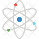 Science Chemical Atom Icon
