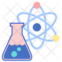 Science Atoms Physics Icon