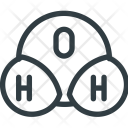Science Ho Water Icon