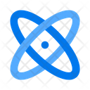 Science Atom Research Icon