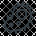 Science Medical Virus Icon