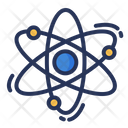 Science Physics Atom Icon