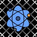 Science Atom Chemistry Icon